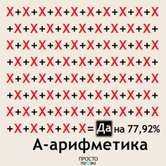 просто-право Math Equations, Words, Horse