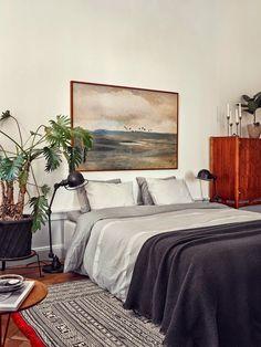 Un apartamento de estilo parisino en Estocolmo | Etxekodeco