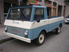 Andere Oldtimer Jeep Campeador Viasa als Geländewagen/Pickup in Trieste - TS