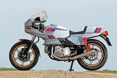 Ducati Pantah 500 (1979). The beginning of Ducati modern history.