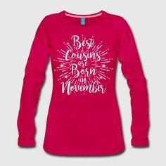 Cousins, Best Cousin, Sweatshirts, Sweaters, Fashion, Black, Woman, Moda, Fashion Styles
