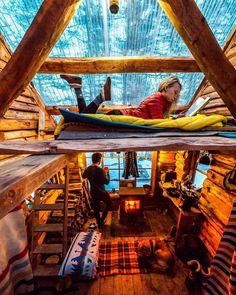 9,623 vind-ik-leuks, 101 reacties - Wild Cabins (@wild_cabins) op Instagram: 'Photo by: @kylefinndempsey // @wildcabins_magazine'