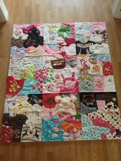 Memory Baby Blanket