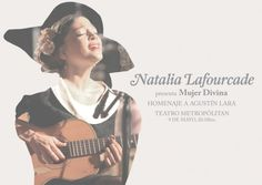 """Natalia Lafourcade é uma cantora Mexicana, sério a voz dela me encantou, sou apaixonada pela musica """"Maria Bonita"""". Muitas musicas daqui eu tenho que agradecer a uma pessoa que me influenciou de uma tal maneira... O nome dele é Abner, me fez amar seu pais o Mexico e sua cultura."""