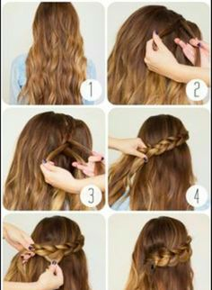 trenza lateral A