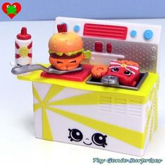 Besides the and there are various playsets that you can get, all with exclusive Shopkins you can only get in the playsets: EASY SQUEEZY FRUIT & VEG STAND (Season This. Shopkins Playsets, Shopkins Game, Shopkins Season 1, Shopkins World, 8th Birthday, Birthday Gifts, Biscuit, Monster High Dolls, Tissue Box Covers