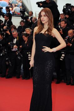 Barbara Palvin on the #Cannes2013 red carpet