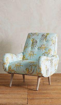 Octopi Losange Chair