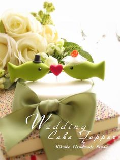 Kissing Fish wedding theme? Appropriate for my to-be last name.... something to think about?