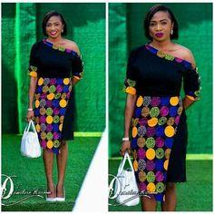 Va-Va-Voom in These Stylish Must-Have 2017 Ankara Styles - Wedding Digest Naija African Print Dresses, African Wear, African Attire, African Fashion Dresses, African Women, African Prints, African Inspired Fashion, African Print Fashion, Africa Fashion