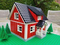 Best Lego Haus Images On Pinterest Lego Building Lego House - Minecraft hauser aus stein