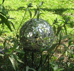 Mirror ball | Flickr - Photo Sharing!