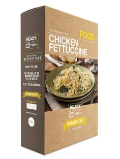FOOD. on Packaging of the World - Creative Package Design Gallery