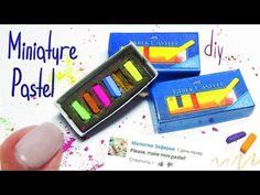 tutorial: miniature pastels