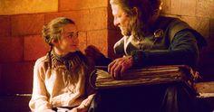 Eddard and Arya