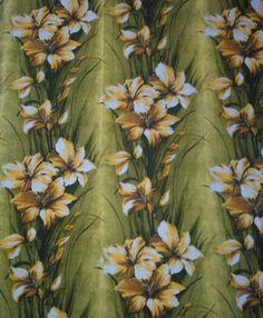 Tämä tai tämän tyylinen kangas(pala), pienikin, erityisesti punasävyinen, muukin ok :)