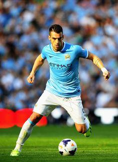 Alvaro Negredo menilai proses adaptasinya di Manchester City berjalan dengan sangat baik. Negredo kini berharap permainannya akan terus membaik bersama The Citizens. #NexSoccer