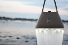 The Nomad Lamp offers the flexibility of a rechargeable solar lamp with a contemporary appearance and an ecological dimension. Designed by Belgian designer Alain Gilles and developed by Swiss engineers, these portable solar systems are simple, beautiful and effective. The LED technology makes this lamp energy efficient and eco-friendly. From $149. Buy it at http://loopeedesign.com/perigot-bacsac-sitonit-fluxchair-authentics-buzzyspace-bobles-bensimon/o-sun.html