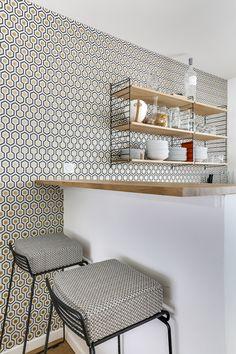 comment choisir un habillage mural quelques astuces en photos papiers peints pinterest. Black Bedroom Furniture Sets. Home Design Ideas