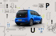 RGIL • artdirector — VW Creative Banners, Ads Creative, Creative Advertising, Print Advertising, Print Ads, Advertising Campaign, Banner Design, Layout Design, Web Design