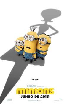Novo trailer e pôster da animação 'Minions' http://cinemabh.com/trailers/novo-trailer-e-poster-da-animacao-minions