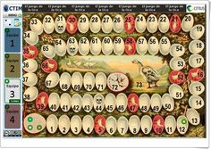 Oca online educativa Vintage Board Games, Holiday Decor, Game Boards, Ideas Para, Teaching Ideas, Spanish, Teaching Methods, Educational Games, Teaching Resources