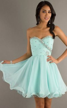 2013 Cute Short Beaded Girl's Party Dress by Mori Lee 9212 by Emme Lee