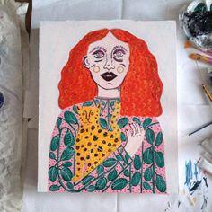 Camilla Perkins, Work in progress…