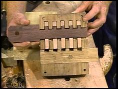 How To Make An Antique Wooden Lock - http://www.gottagodoityourself.com/how-to-make-an-antique-wooden-lock/