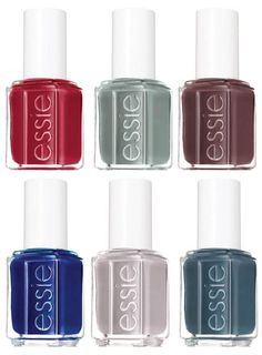 Essie Lacquer Dress To Kilt Collection