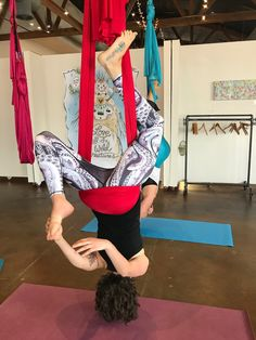 Aireal Yoga @ Wren and Wild Bend, OR