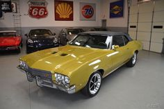 MJ Parker Trucking This is how we became number 1. #LGMSports Ship it with http://LGMSports.com 1971 BUICK SKYLARK GRAND SPORT