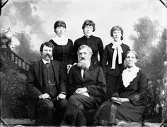 Studio Family Portrait by Wisconsin Historical Images, via Flickr