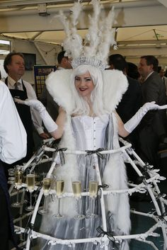The Champagne Dress - Drink Entertainment | North West | UK