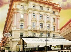 With many famous regulars, the most notable being Sigmund Freud, The Café Landtmann is a authentic Austrian experience that I can't wait to experience.