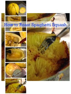 It was so much easier than I thought it would be! Foodie Friday: How to Roast Spaghetti Squash.