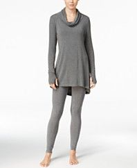 Cuddl Duds Softwear Stretch Cowl-Neck Tunic & Leggings   Gifts for Her   Winter Fashion #ad #GoComfy
