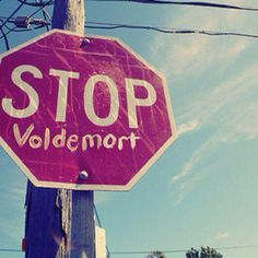 Stop voldemort#Repin By:Pinterest++ for iPad#