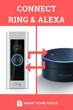 Connect Ring to Alexa Does Ring work with Alexa?and the Alexa Ring Doorbell combo is great! This is a 3 minute guide on how to correctly connect Ring to Alexa. Home Automation System, Smart Home Automation, Wall E, Best Home Security, Home Security Systems, Security Products, Home Focus, Alarm Companies, Smart Home Technology