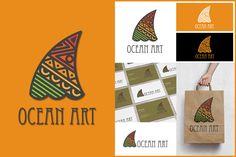 Ocean Art by Mangga Design on Bookmark Template, Journal Template, Binder Templates, Sign Templates, Page Design, Book Design, Newsletter Design, Planner Layout, Ocean Art