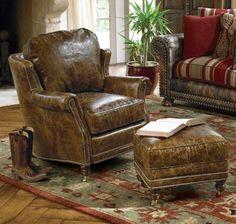 Serape Sofa  Gentlemans Chair