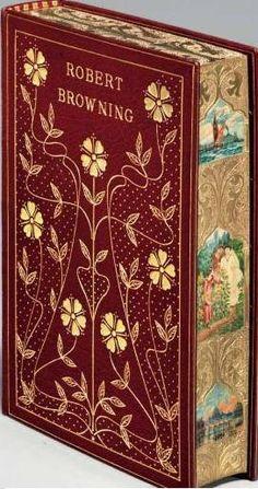 antique decorative book