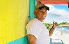 Jimmy Buffet.  Grew up in Mobile.