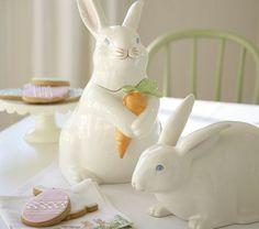 Easter Rabbit Ceramics
