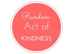 Check out my blog all about awesome people and how their kindness has inspired me.  Kindness is the easiest thing to spread!