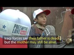 Desperate Mosul Children Rescued by Iraqi Forces Mourn Missing Parents - #VOANewsVideo https://youtu.be/vVYwwMtEubo