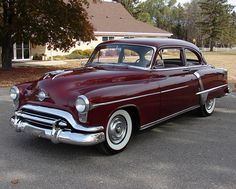 1951 Oldsmobile Super 88 2-Door Sedan | Hipo 50's Maniac | Flickr