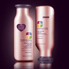 Pureology - Pure Volume System - For Fine, Colour Treated Hair Featured In:  February Beauty Favorites