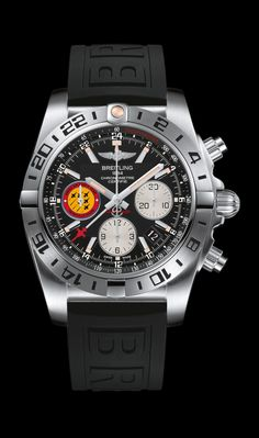 """Breitling Chronomat 44 GMT - """"Patrouille Suisse 50th Anniversary"""" - Half a century of airborne feats"""