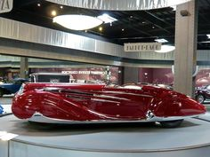 1939 Delahaye Type 165 Cabriolet, body by Figoni et Falaschi